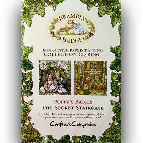 Bramley Hedge Collection Poppy's Babies & The Secret Staircase