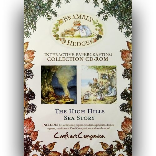 Bramley Hedge Collection CD-ROM - The High Hills & Sea Story