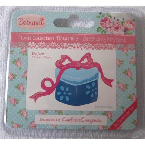 Crafters Companion Bebunni Die - Birthday Present