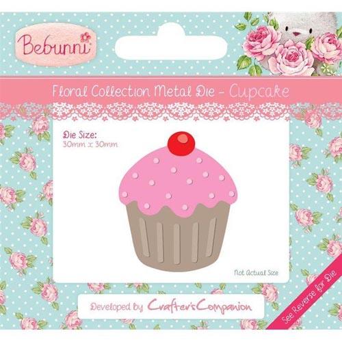 Crafters Companion Bebunni Die - Cupcake