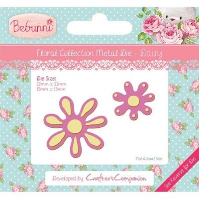 Crafters Companion Bebunni Die - Daisy