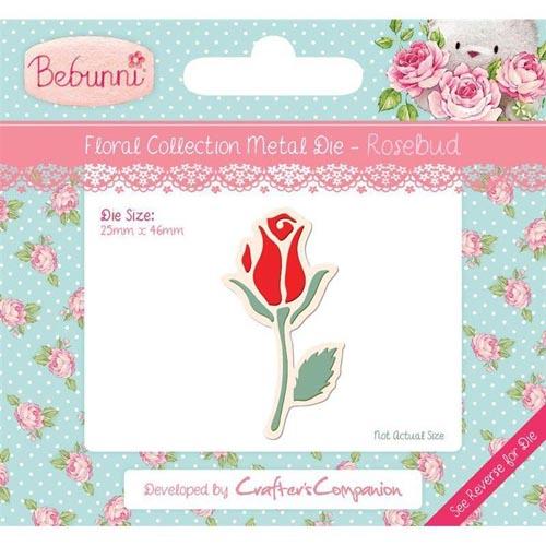 Crafters Companion Bebunni Die - Rosebud