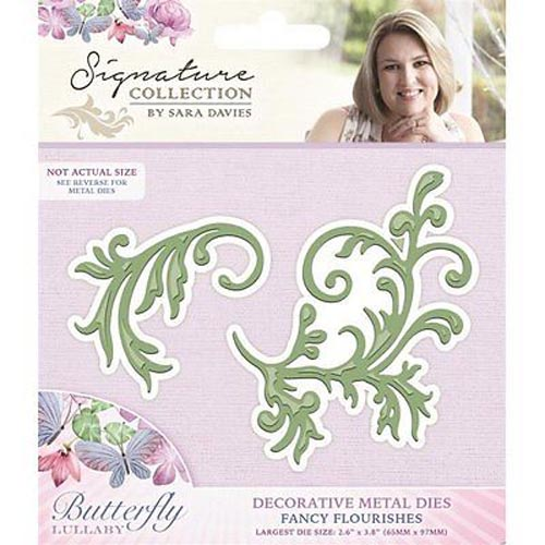 Crafters Companion Signature Collection - Fancy Flourishes