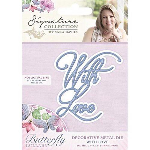 Crafters Companion Signature Collection - With Love