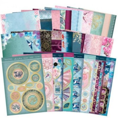 HUNKYDORY EASTERN PROMISE LUXURY TOPPER COLLECTION