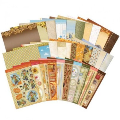 HUNKYDORY THOUGHTS OF AUTUMN LUXURY CARD COLLECTION
