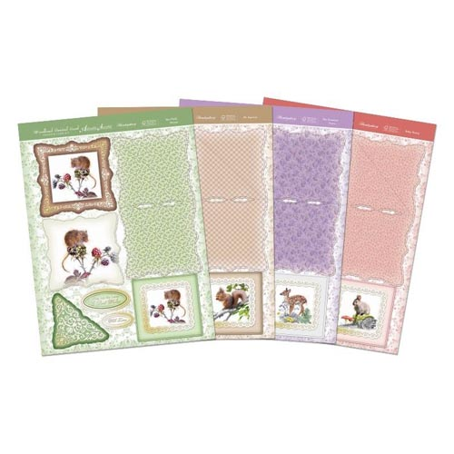 Hunkydory Autumn Delights Luxury Card Collection
