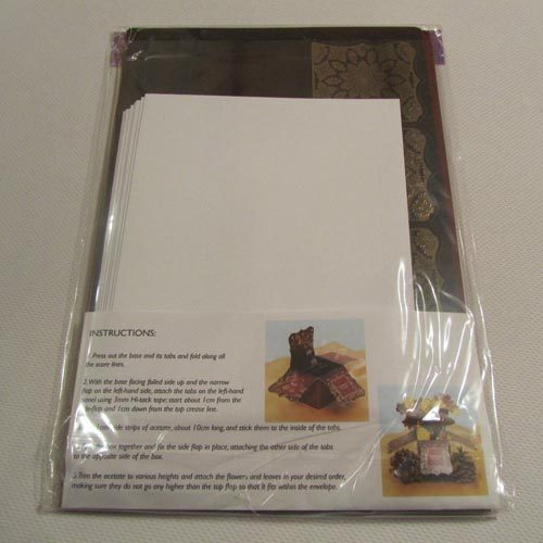 Hunkydory Autumn Surprise Cards-In-A-Box Kit