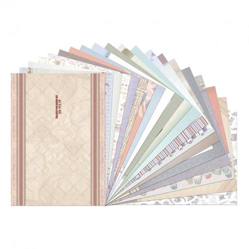 Hunkydory Charming Chaps Luxury Sheets