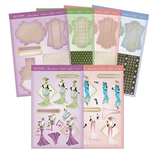 Hunkydory Deco Delights Display Card Kit