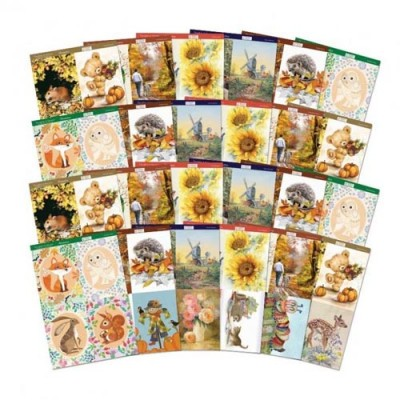 Hunkydory Thoughts Of Autumn Traditional Decoupage