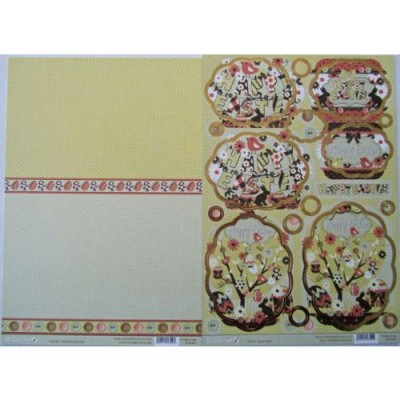 Buzzcraft Easter - Easter Eggs 2 Sheet set