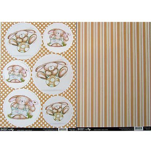 Buzzcraft Honey Bunny - Jump For Joy 2 Sheet Set