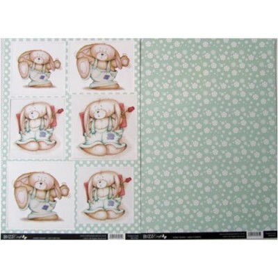 Buzzcraft Honey Bunny - Just For You 2 Sheet Set