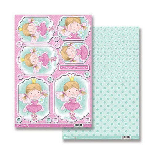 Buzzcraft Sweet Dreams - Fairy Queen 2 sheet set