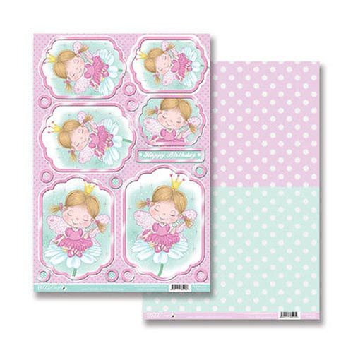 Buzzcraft Sweet Dreams - Personal Message 2 sheet set