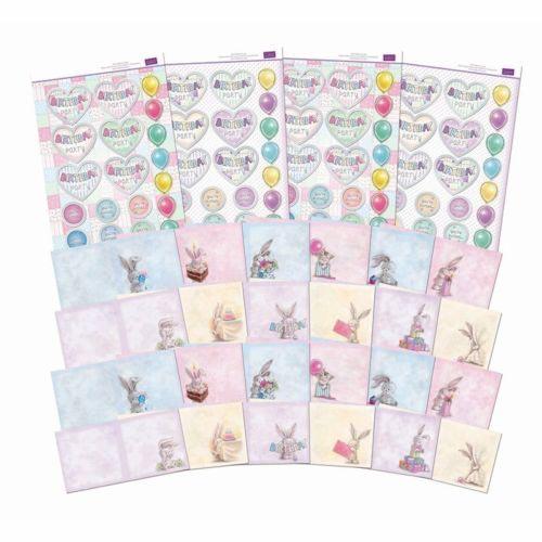 Crafters Companion Bebunni Novelty Card Kit