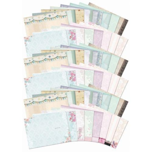 Crafters Companion Camden Town Inserts 48 Sheets