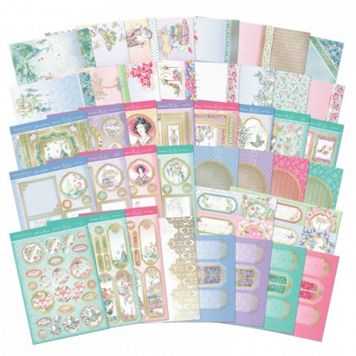 Hunkydory Easter Treasures Luxury Card Collection