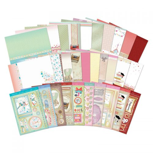Hunkydory Making Memories Luxury Topper Collection