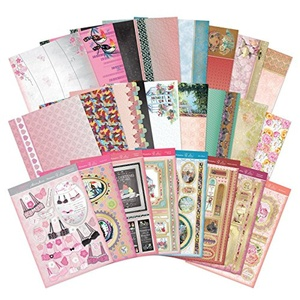 Hunkydory Wonderful Women Luxury Topper Collection 24 Sheets