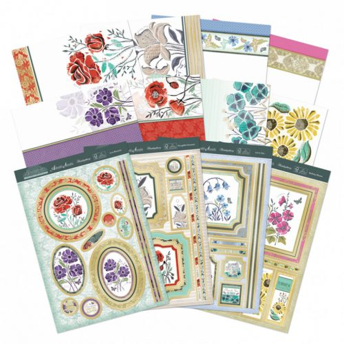 Botanique Deluxe Card Collection From Hunkydory Crafts