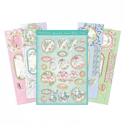 Hunkydory Eastern Treasures Oriental DuoAperture Premium Card Kit