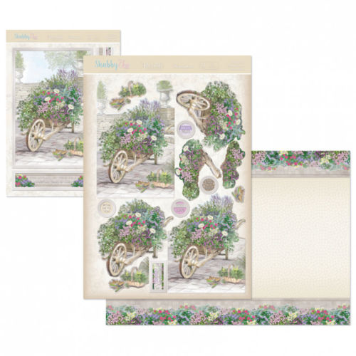 Hunkydory Shabby Chic Deco large Topper and Card Set Wonderful ...