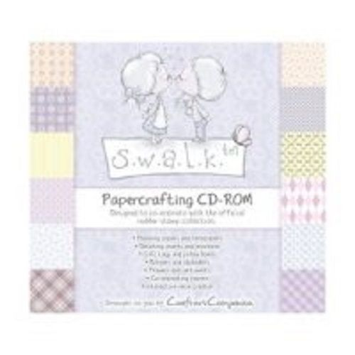 Crafters Companion SWALK (S.W.A.L.K) Papercrafting CD Rom