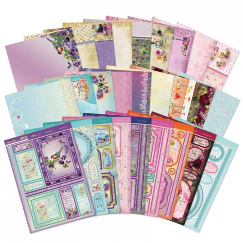 Hunkydory Sparkle & Shine A Mirri Magic Topper Collection