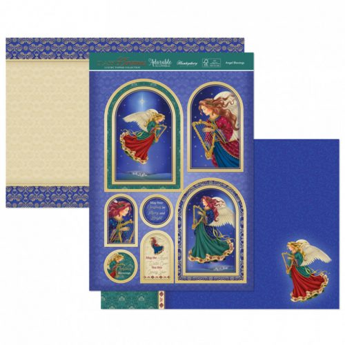 Hunkydory Angel Blessings Luxury Topper Set