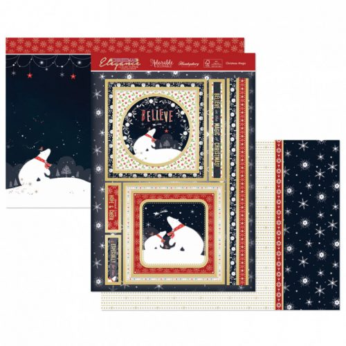 Hunkydory Christmas Magic Luxury Topper Set