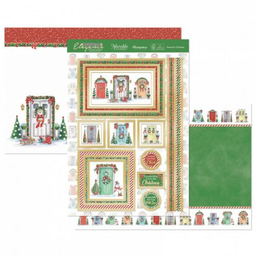Hunkydory Home for Christmas Luxury Topper Set