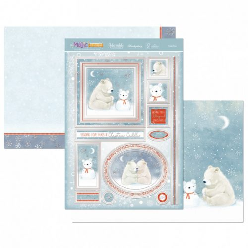 Hunkydory Polar Pals Luxury Topper Set