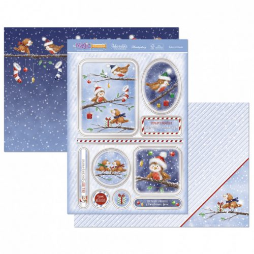 Hunkydory Robin and Friends Luxury Topper Set