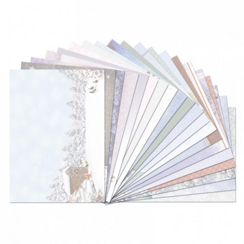 Hunkydory Crafts Snow is Falling Inserts for Cards