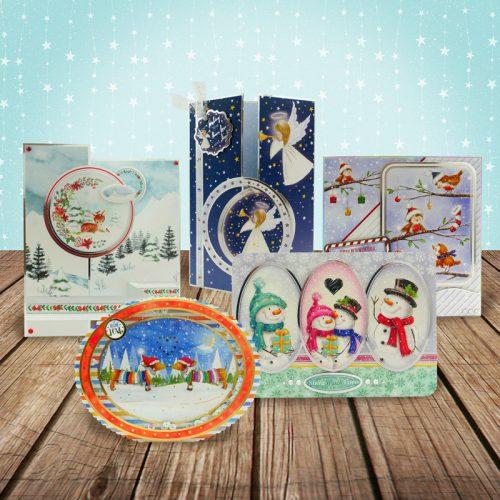 Hunkydory The Magic Christmas Collection 2018