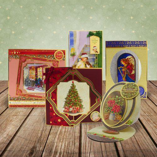 Hunkydory Classic Christmas Collection 2018