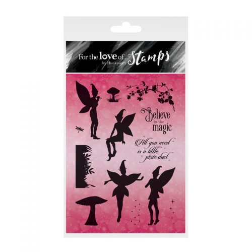 Hunkydory For the Love of Stamps A Little Pixie Dust