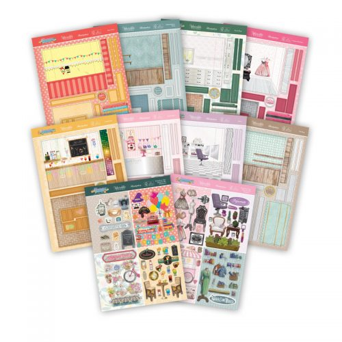 Hunkydory High Street For Her Concept Card Collection