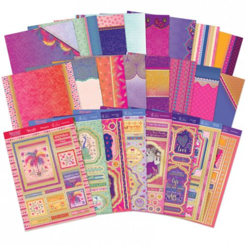 Hunkydory Perfect Paradise Luxury Topper Collection
