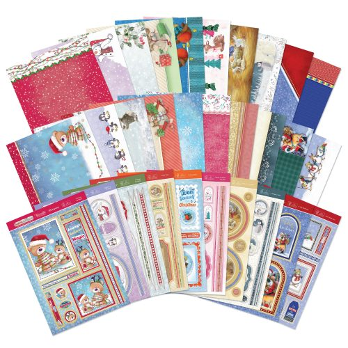 Hunkydory Festive Memories Luxury Topper collection